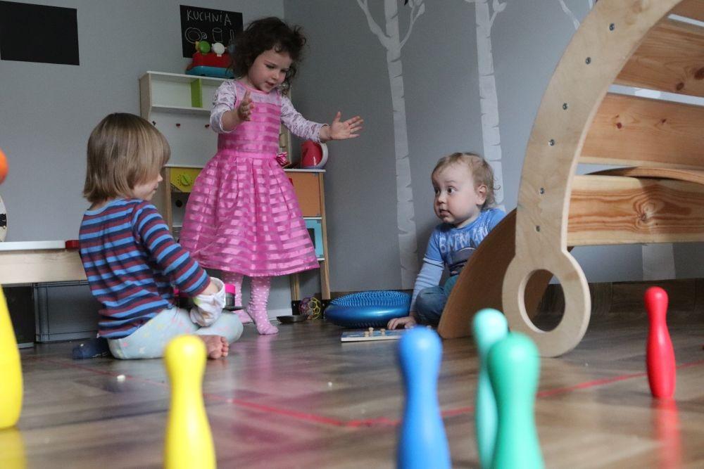 Małe przedszkole w Poznaniu